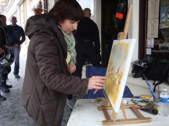 Peintres dans la Rue 2011