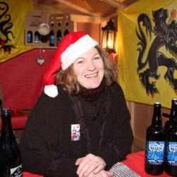 La bière du REUZE  à l'honneur sur le stand 2017 du KERELSHOF - (14)