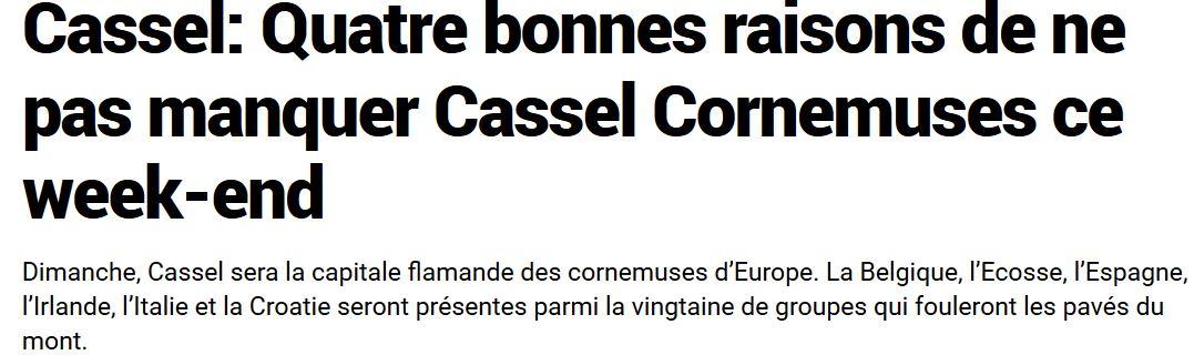 Cornemuses